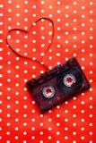 Taśmy dźwiękowa kaseta Zdjęcie Stock