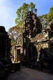 Ta索马里兰吴哥窟暹粒柬埔寨东南亚是一个小寺庙在吴哥,柬埔寨,被建立在12世纪结束时 免版税库存照片