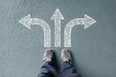 Ta beslut inför framtiden Arkivbild