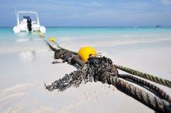 Ta-chai island beautiful beach Stock Photos