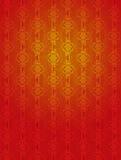 tła chiński Oriental wzór Zdjęcie Royalty Free