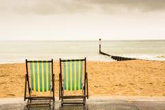 Ta en vila på havet Arkivfoton