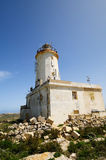 The Ta Gordon Lighthouse, Gozo, Malta. Stock Photography