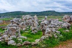 Ta Hagrat, Malta Stock Image