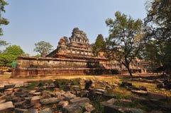 Ta Keo świątynia   w Kambodża Obrazy Stock