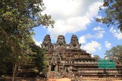 Ta Keo in Angkor Royalty Free Stock Photos