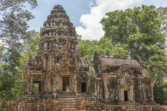 TA Keo, Angkor Wat, Καμπότζη Στοκ Εικόνα