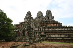 Ta Keo temple in Angkor Royalty Free Stock Photography