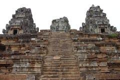 Ta Keo Temple in Angkor Stock Image
