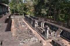 Ta Keo temple. Angkor Thom. Cambodia Stock Photo