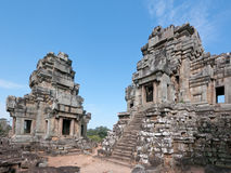 Ta Keo Temple in Siem Reap, Cambodia Royalty Free Stock Photo