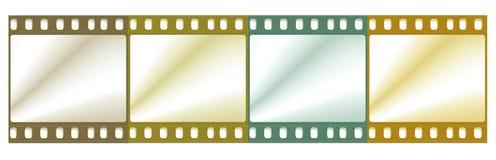 taśma filmowa Zdjęcie Stock