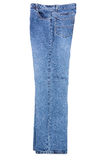 ta marka jeansów niebieski Obraz Royalty Free