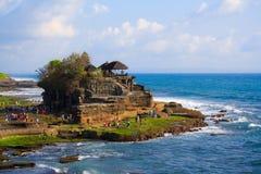 Ta-nah Lot Temple. Bali, Indonesia Stock Photo