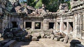 Ta Phrom,  Angkor, Siem Reap Royalty Free Stock Image