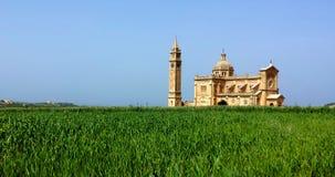 Ta Pinu Sanctuary, Gharb, Gozo Island. Malta. Ta Pinu Sanctuary,Gozo Island. Malta Stock Photography