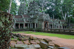 Ta Prohm, Angkor Wat Stock Images