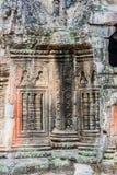 Ta Prohm Angkor Wat Cambodia Royalty Free Stock Photos
