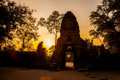 Ta Prohm temple Angkor Wat Royalty Free Stock Photography