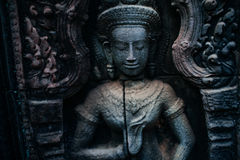 Ta Prohm temple Royalty Free Stock Image