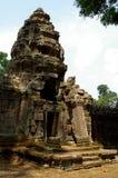 Ta prom. Ruins temple cambodia Stock Photography