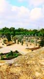 Ta Qali ogródy Fotografia Royalty Free