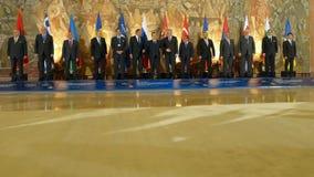 35ta reunión del Consejo de Ministros de los asuntos exteriores de la organización del Estado miembro de la cooperación económica Imagenes de archivo