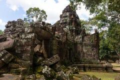 Ta-Som Tempel Stock Afbeeldingen