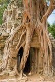 Ta-Som-Tempel Stockfoto
