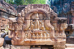 Ta Som temple, Angkor area, Siem Reap, Cambodia Royalty Free Stock Image