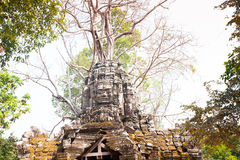 Ta Som temple, Angkor area, Siem Reap, Cambodia Stock Images