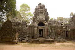 Ta Som Temple, Angkor, Cambodia Stock Photos