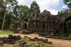 Ta-Som templea Lizenzfreie Stockfotos