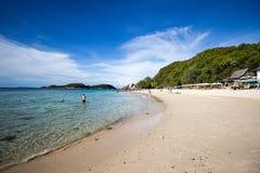 Ta-yai-praia Imagens de Stock