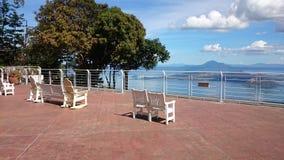 Taal jeziora lato Zdjęcie Royalty Free