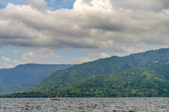 Taal Lake Royalty Free Stock Image