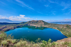 Taal Volcano Philippines Stock Photography