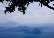 Taal volcano, Tagaytay Stock Images