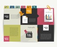 Tab flat template. Modern website template. Colorful minimalistic option banner. Vector illustration. Box diagram. Blog, noticeboard background royalty free illustration