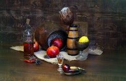 Tabac aromatisé par cognac Photo libre de droits