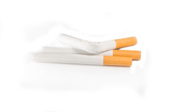 Tabac de cigarette Images stock