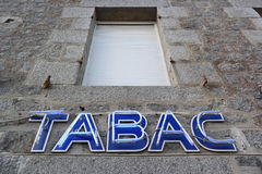 Tabac Royalty Free Stock Photography