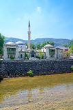 The Tabacki mesdzid Mosque in Sarajevo Royalty Free Stock Image
