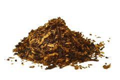 Tabaco de tubulação foto de stock royalty free