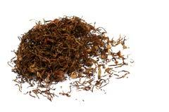 Tabaco para los cigarrillos Imágenes de archivo libres de regalías