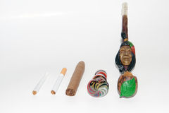 tabacznego 2 produktu Obrazy Royalty Free