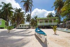 Tabaczny Cay w Belize Obraz Royalty Free