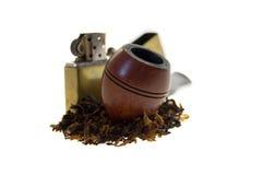 Tabak-pijp Stock Foto's