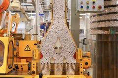 Tabaksfabriek royalty-vrije stock foto