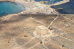 Tabarca Island in Alicante, Spain Royalty Free Stock Images